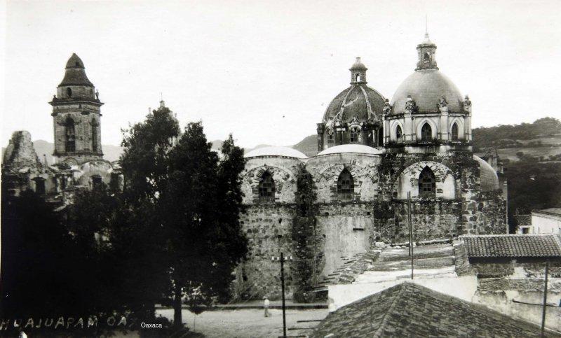 Las iglesias Circa 1930-1950