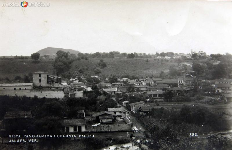 PANORAMICA COLONIA DE LA SALUD