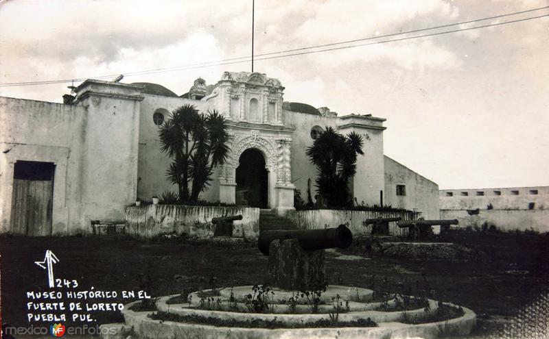 MUSEO HISTORICO EN EL FUERTE DE LORETO
