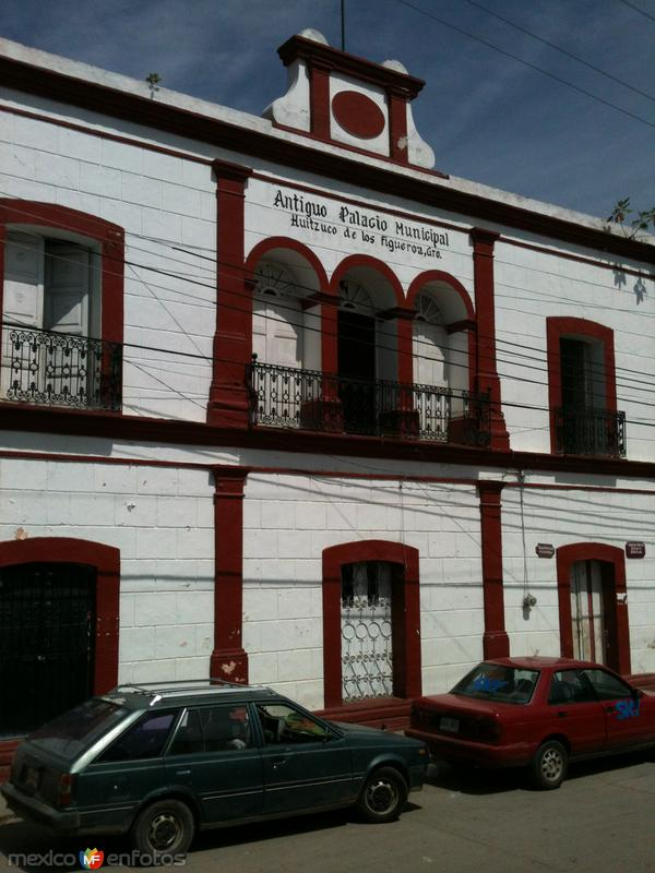 Antigüo Palacio Municipal. Julio/2015
