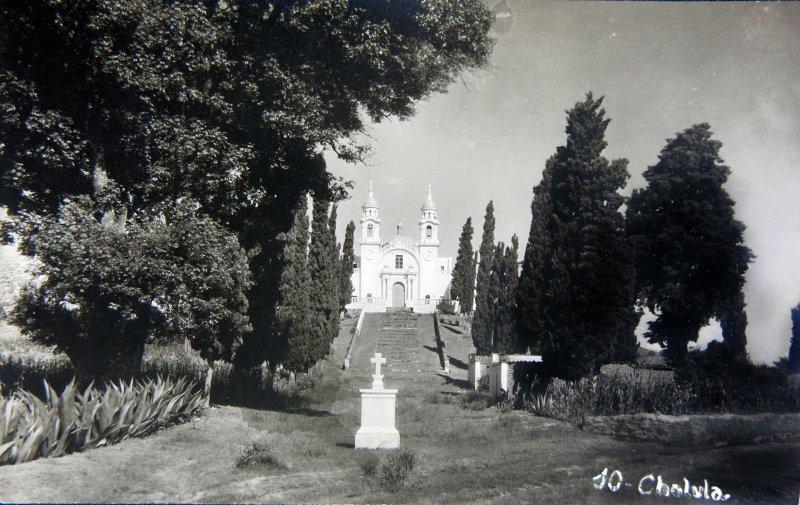 Santuario de Nuestra Señora de Guadalupe (Circa 1930-1950)