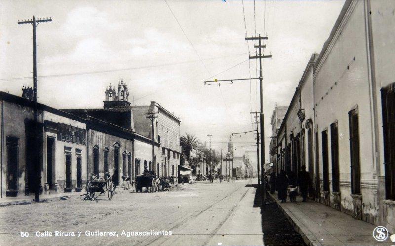 Calle Rivero y Gutiérrez