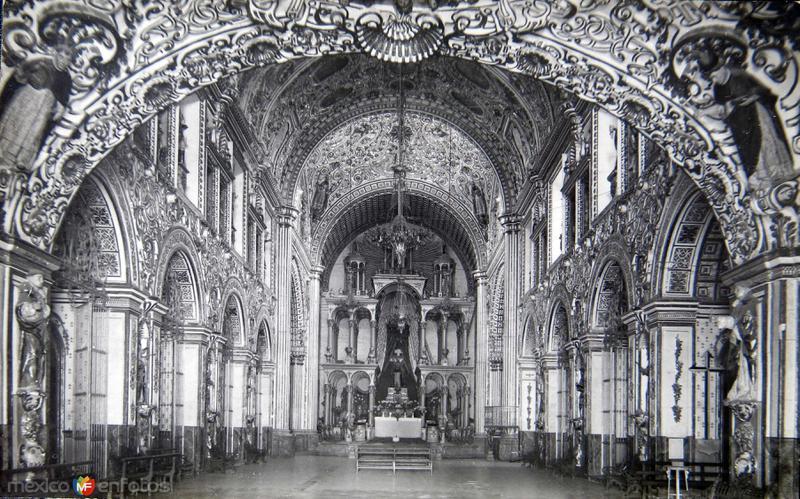 Templo de Santo Domingo (Circa 1930-1950)