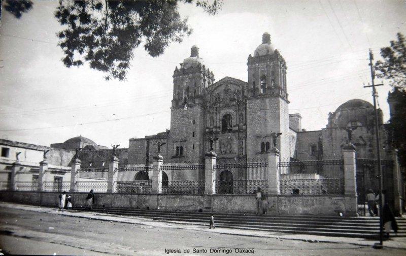 Iglesia de Santo Domingo Oaxaca