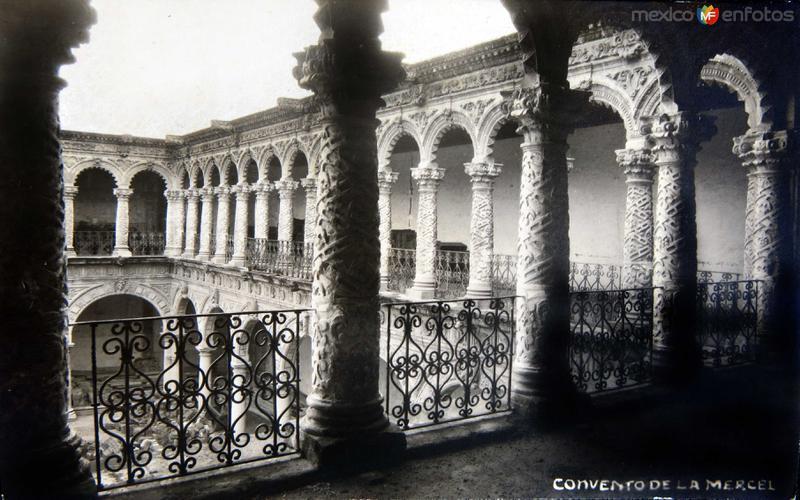 CONVENTO DE LA MERCED Circa 1930-1950