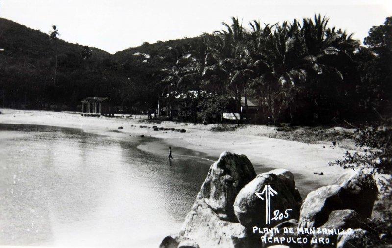 PLAYA DE MANZANILLO Acapulco Guerrero