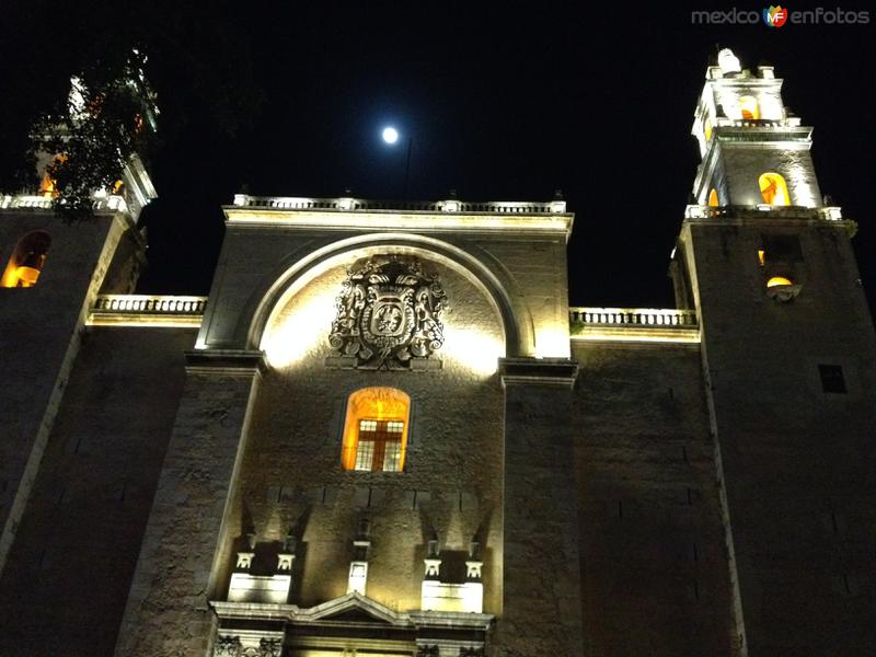 Catedral de Mérida. Abril/2015