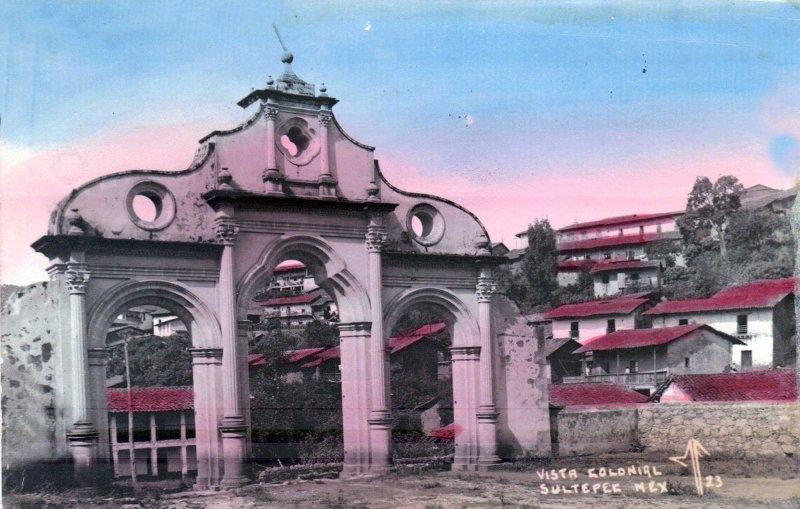 VISTA COLONIAL Hacia 1930-1950