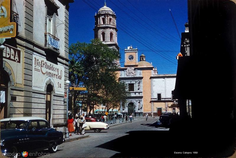 Ex Convento de San Francisco, hoy Museo Regional (ca. 1968)