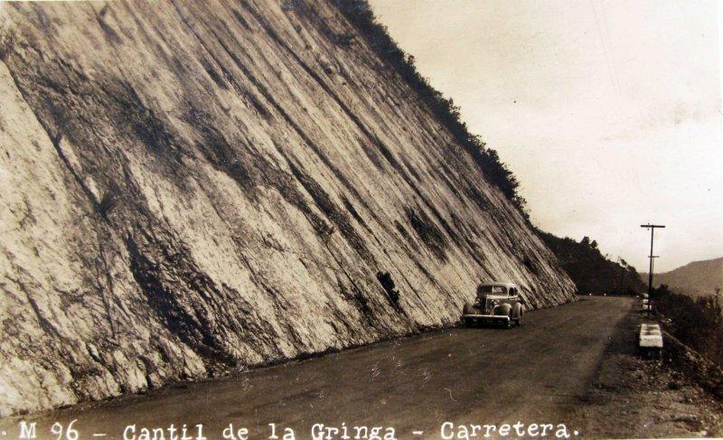 CARRETERA CANTIL DE LA GRINGA