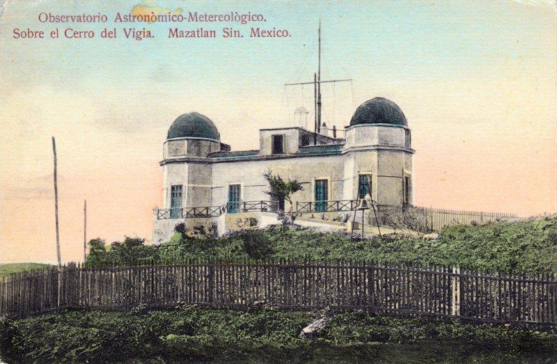Observatorio Astronómico y Meteorológico sobre el Cerro del Vigía