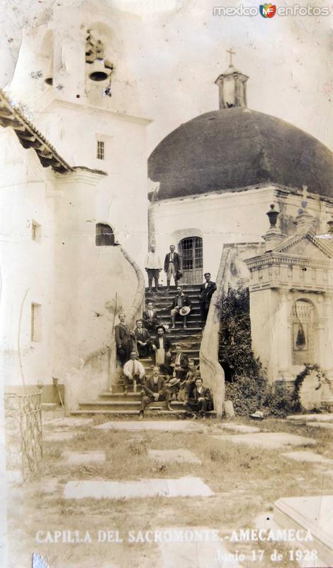 CAPILLA DEL SACROMONTE Circa 1928