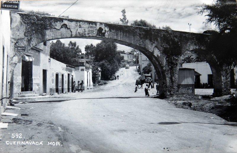 VIEJO ACUEDUCTO circa 1930-1950
