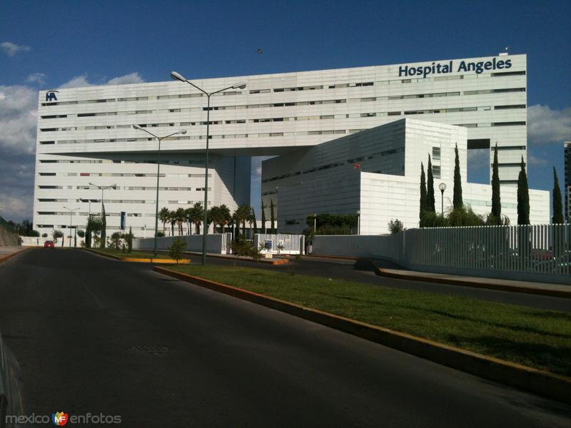 Hospital Angeles de Puebla. Octubre/2015