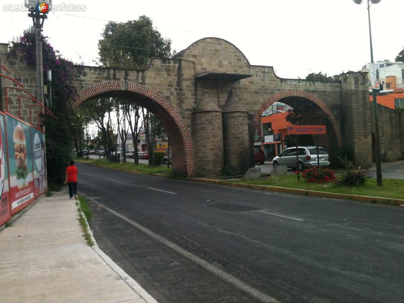 Acueducto de Atempa y Blvd. Revolución. Agosto/2015