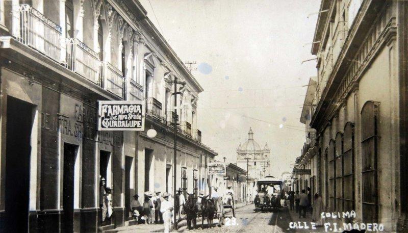 CALLE FRANCISCO I MADERO