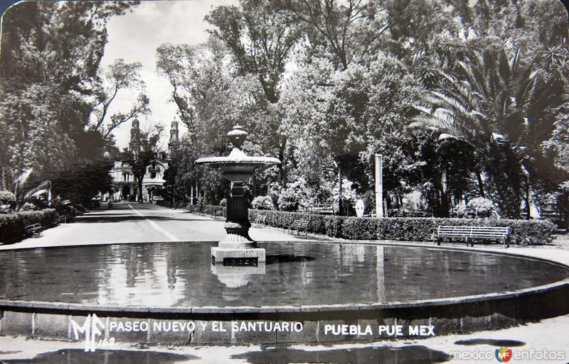 PASEO NUEVO Y EL SANTUARIO
