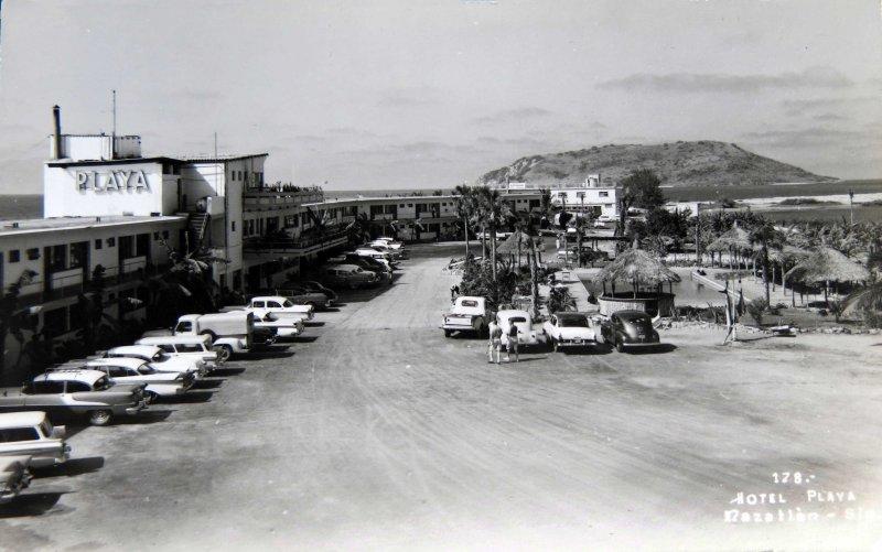 Hotel Playa circa 1930-1950