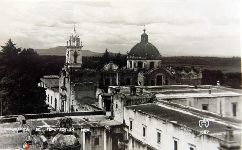 PANORAMA circa 1930-1950