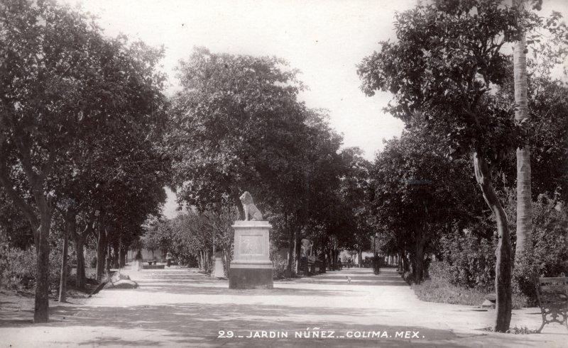 Jardín Núñez
