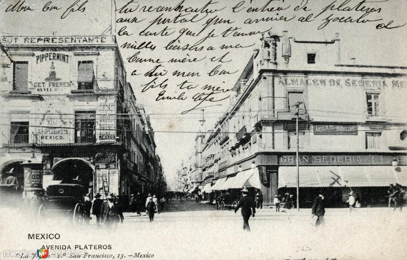 Avenida Plateros