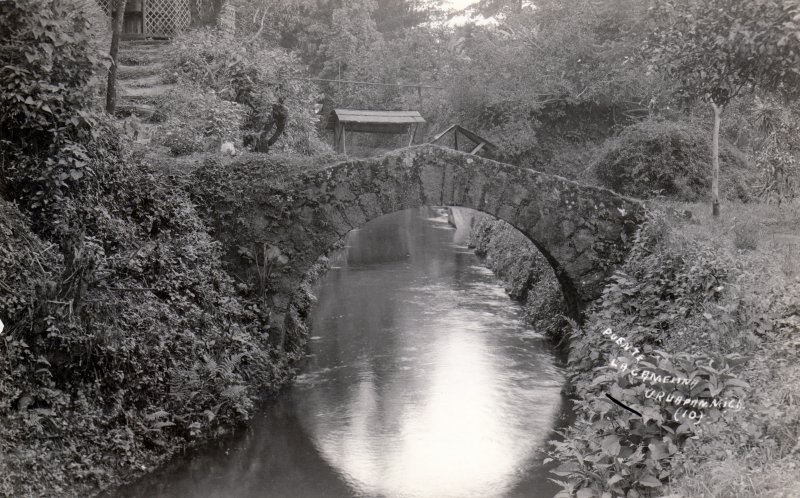 Puente La Camelina