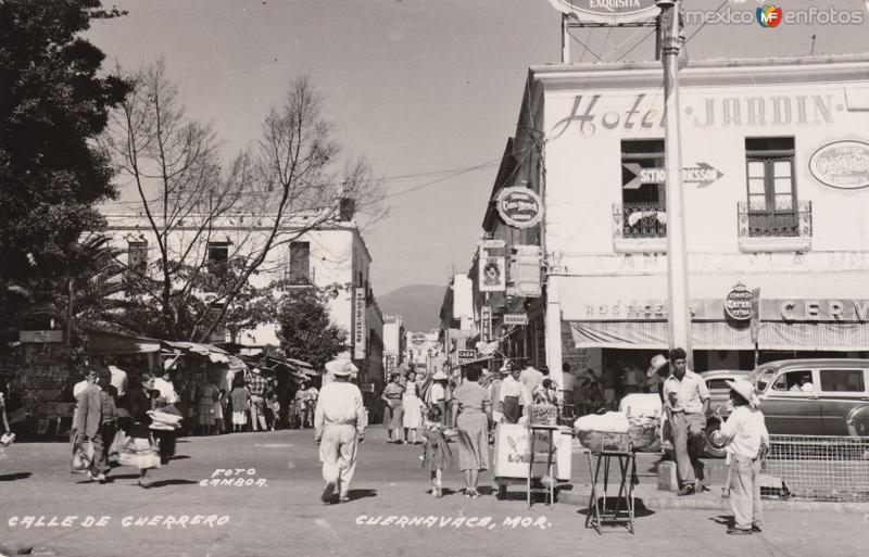 Calle de Guerrero
