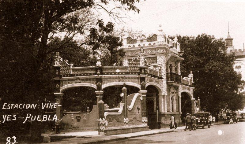 Estación Virreyes