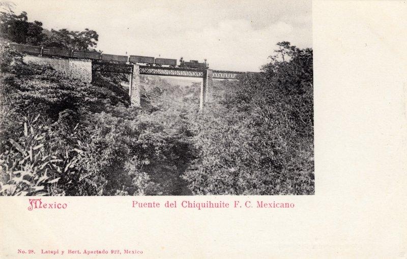 Puente del Chiquihuite