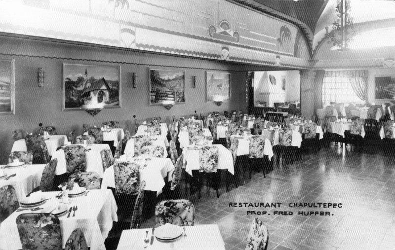 Restaurante Chapultepec