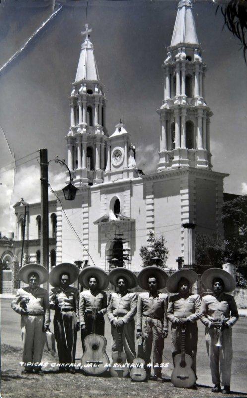 TIPICAS DE MARIACHI Circa 1930-1950