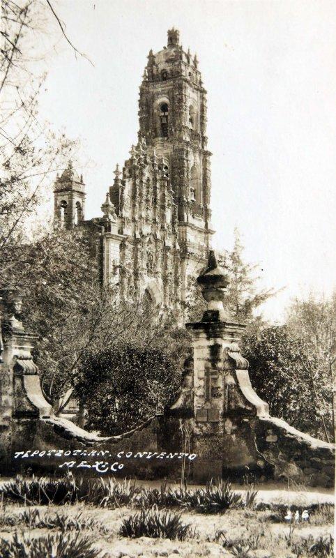 El convento de Tepotzotlán circa 1930-1950