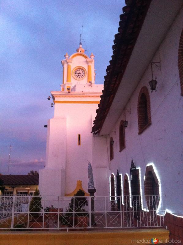 """CHIGNAHUAPAN """"Pueblo Mágico"""""""