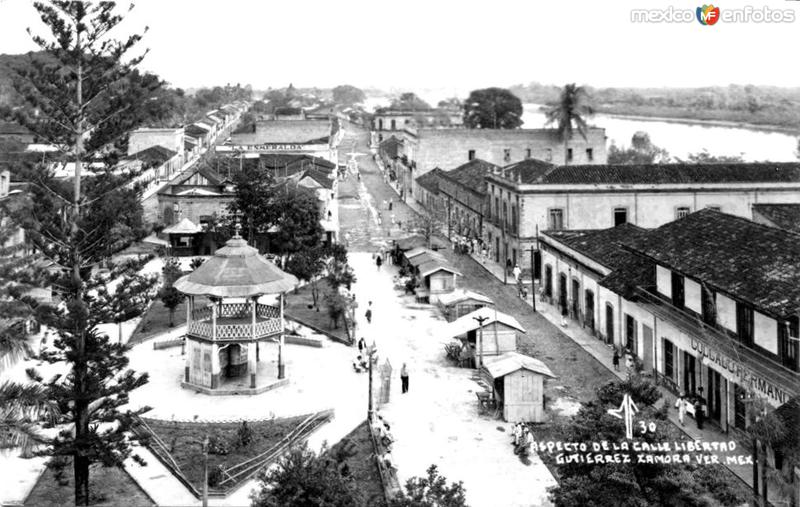 Vista de Gutiérrez Zamora