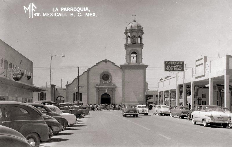 La Parroquia de Mexicali