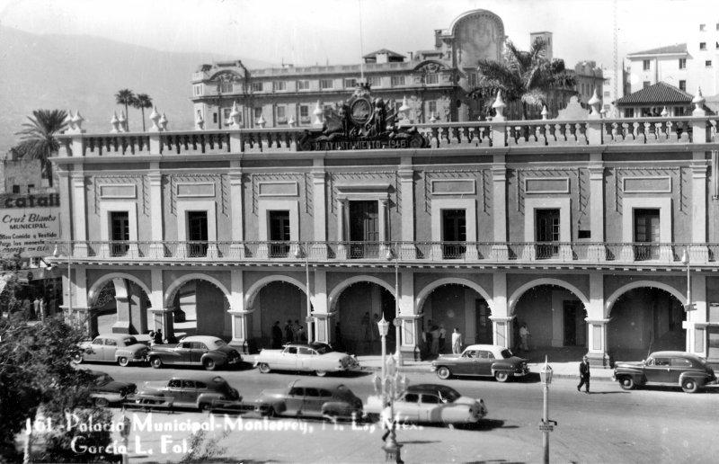 Antiguo Palacio Municipal de Monterrey