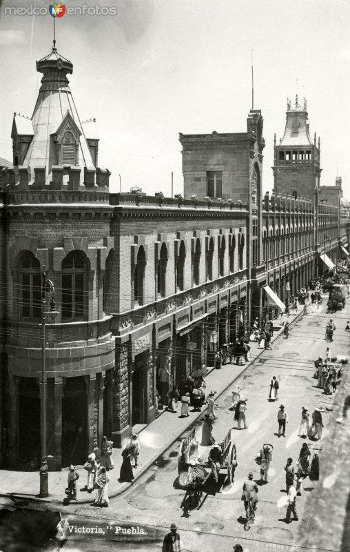 Mercado La Victoria