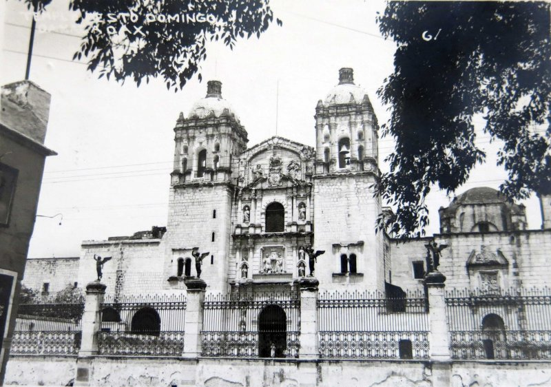 Templo de sto Domingo