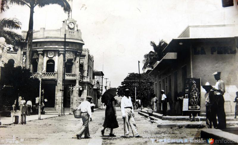 Avenida 3a. Poniente y Calle 6a. Norte ()
