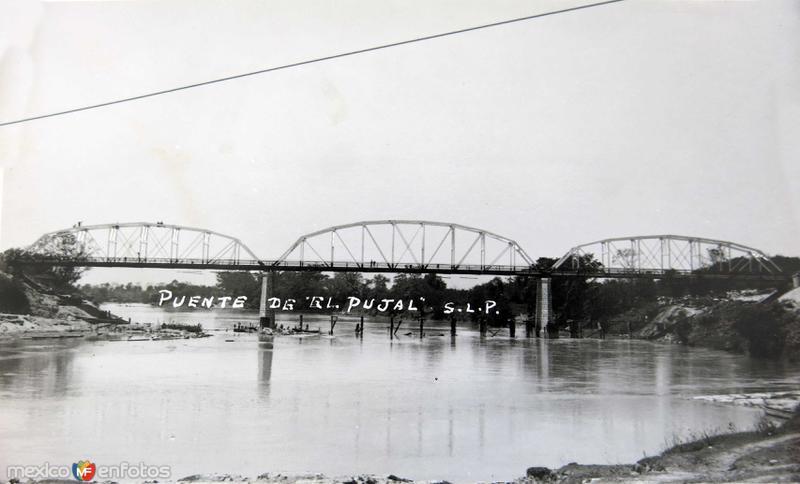 Puente de El Pujal San Luis Potosi