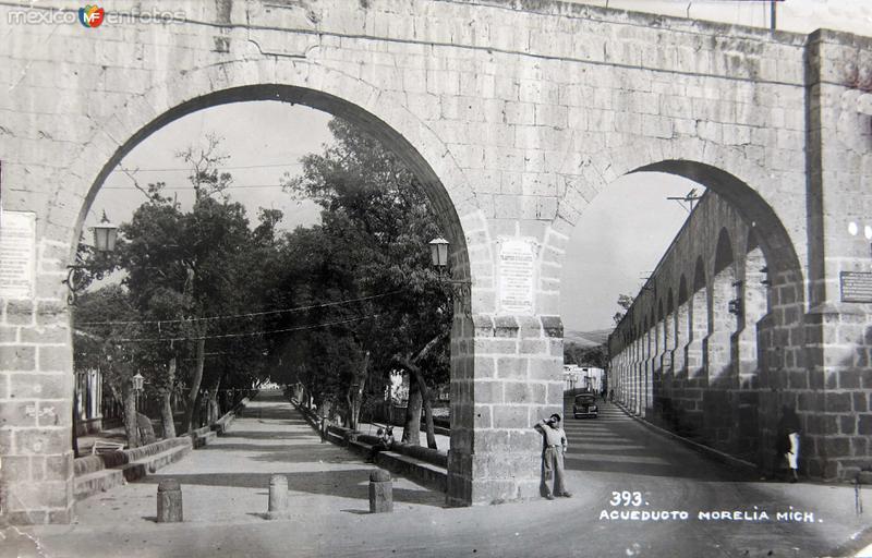 El Acueducto hacia 1930-1950