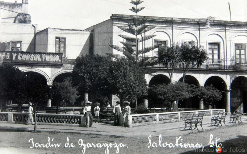 Jardin de Zaragoza