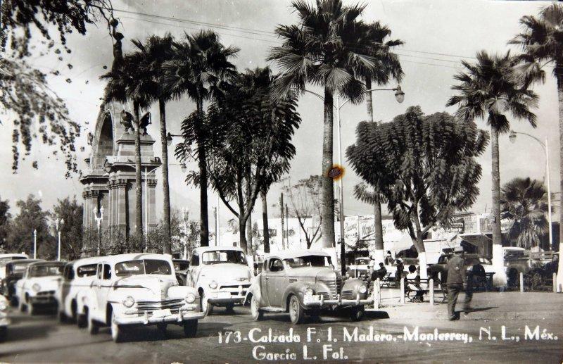 Avenida Francisco I Madero