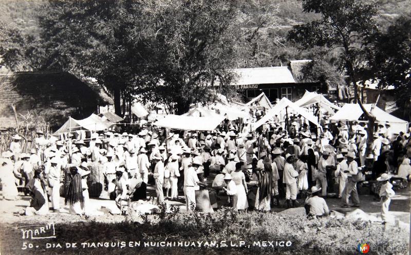 Dia de Tianguis