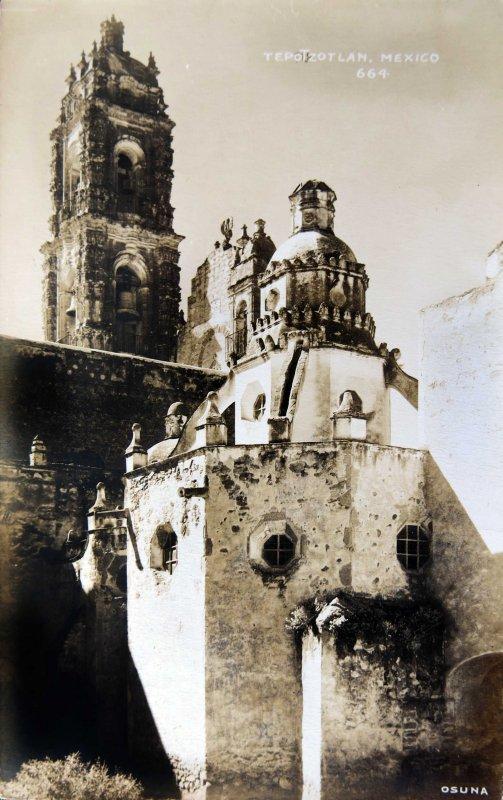 La Iglesia de Tepotzotlán