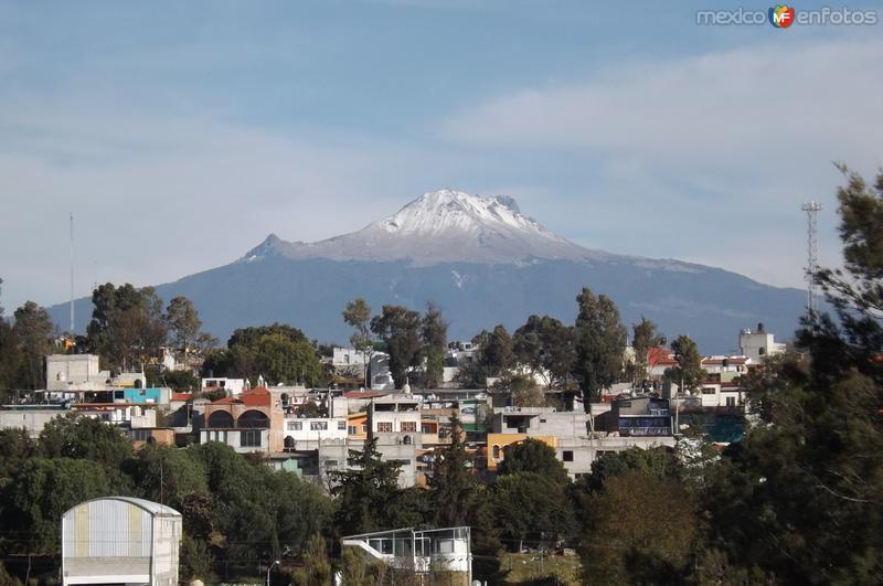 Volcán La Malintzin. Febrero/2016
