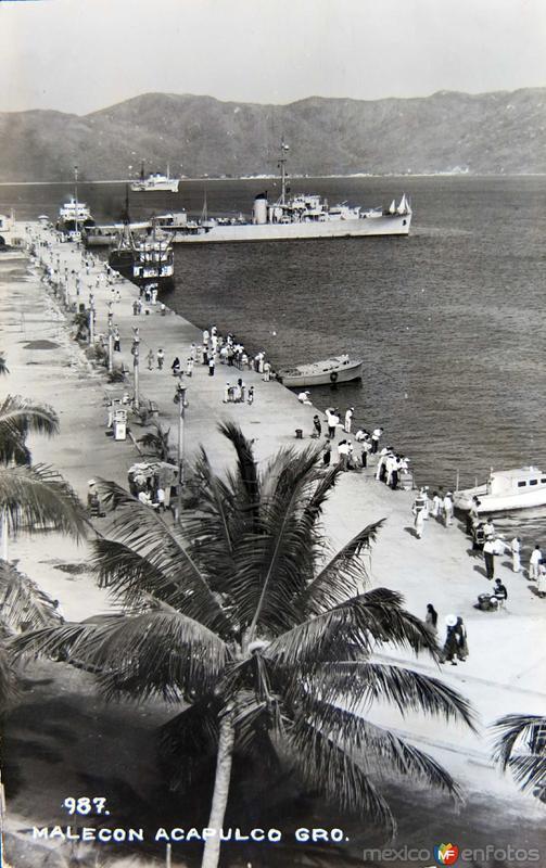 Panorama del Malecon