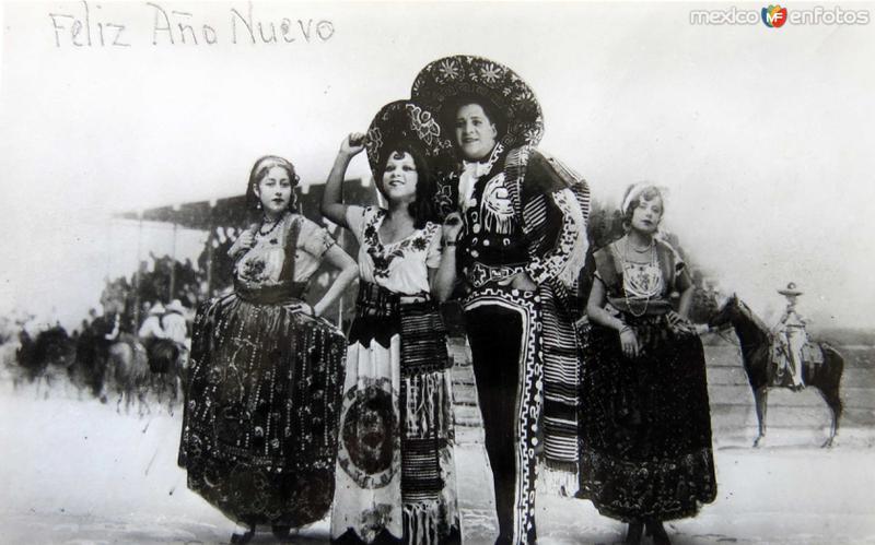 Tipos Mexicanos Folclor Mexicano