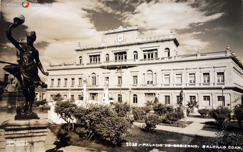 Palacio de Gobierno Alla por 1930-1950