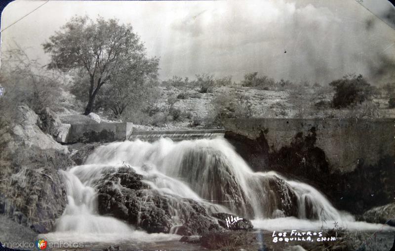 Cascada Los Filtros